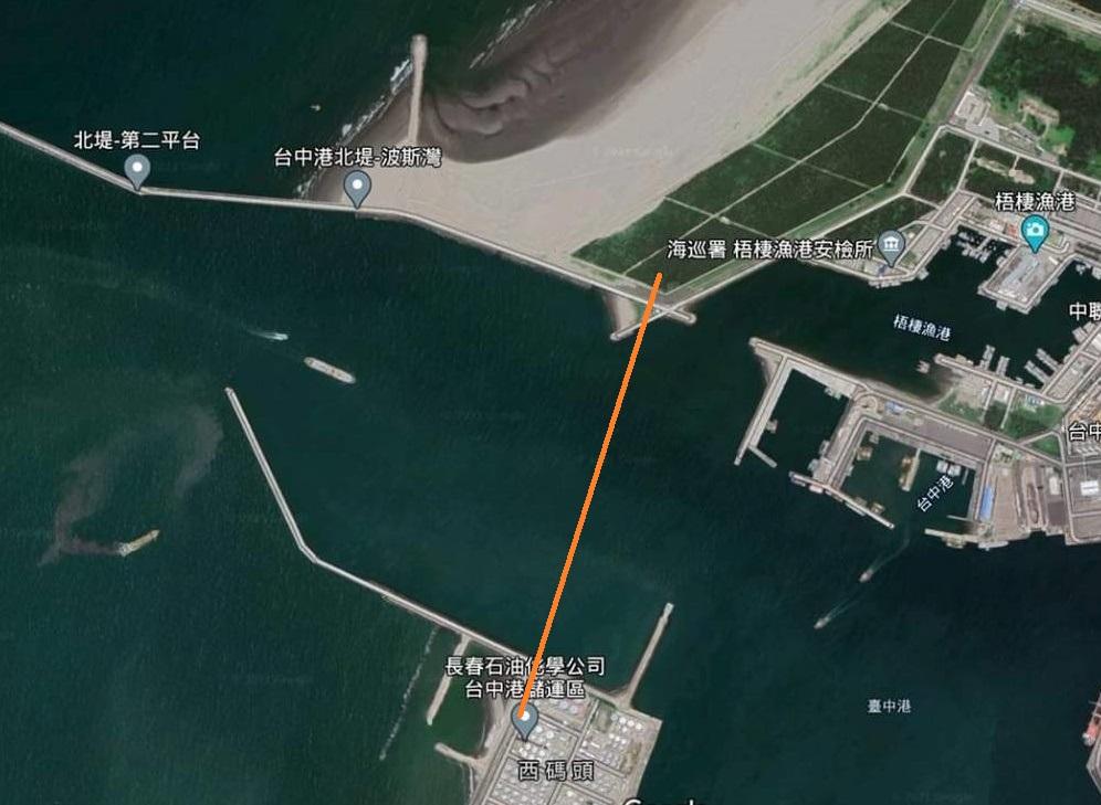 台中港 Paratrack II 導向工程
